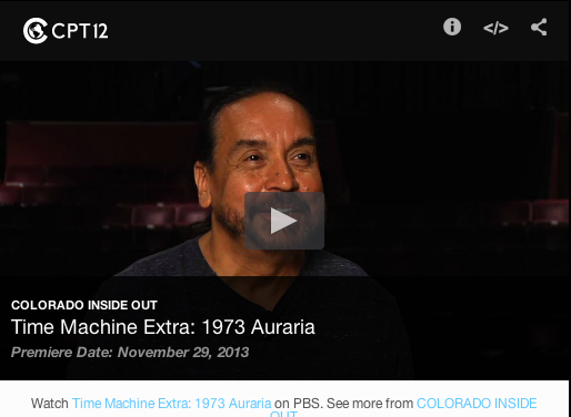 Time Machine Auraria